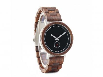 Dřevěné hodinky Bobo Bird WM29