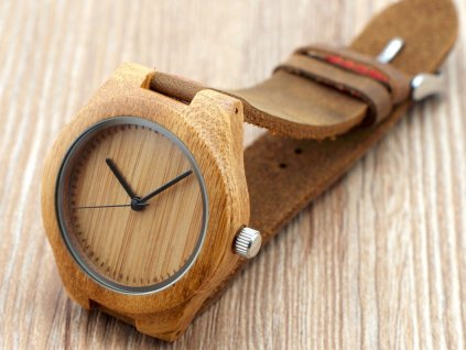 Dřevěné hodinky Bobo Bird C-Q091