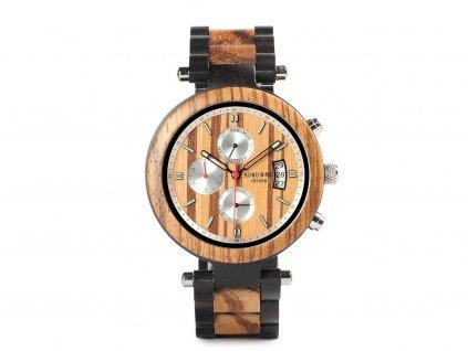 Dřevěné hodinky Bobo Bird C-P17