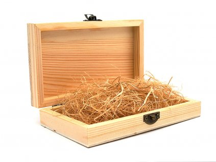 Dárková krabička - pevná - hranatá